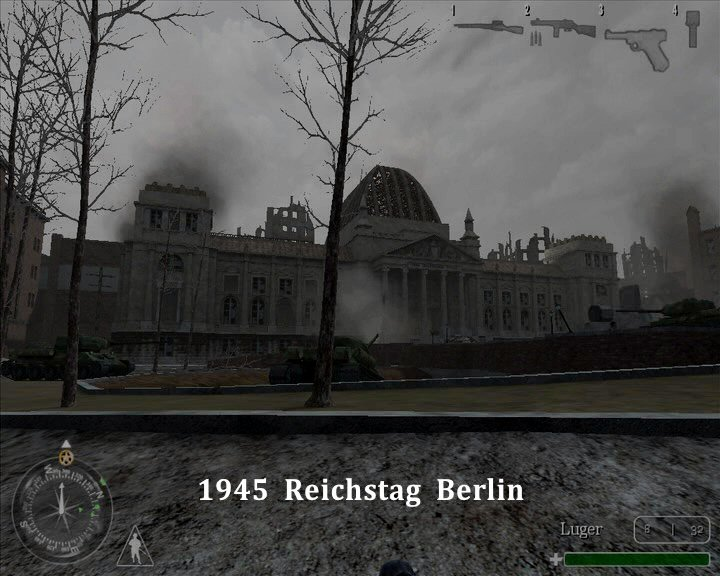 Paradisi - 1945 - Reichstag - Berlin