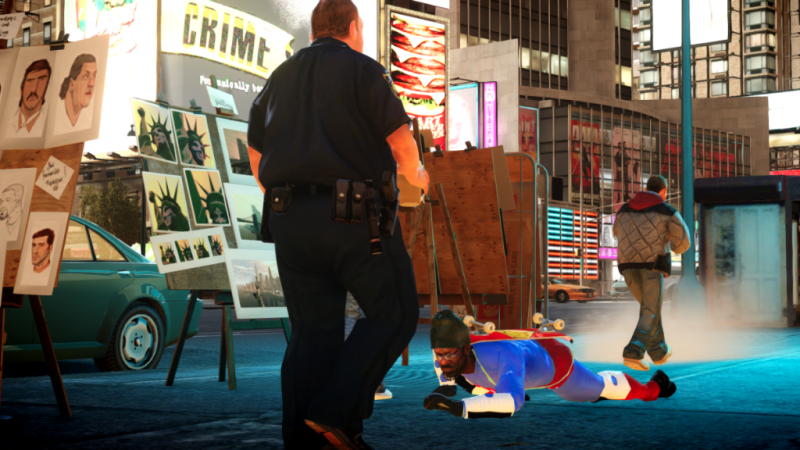 LIBERTY CITY CRAWL by COLL.EO