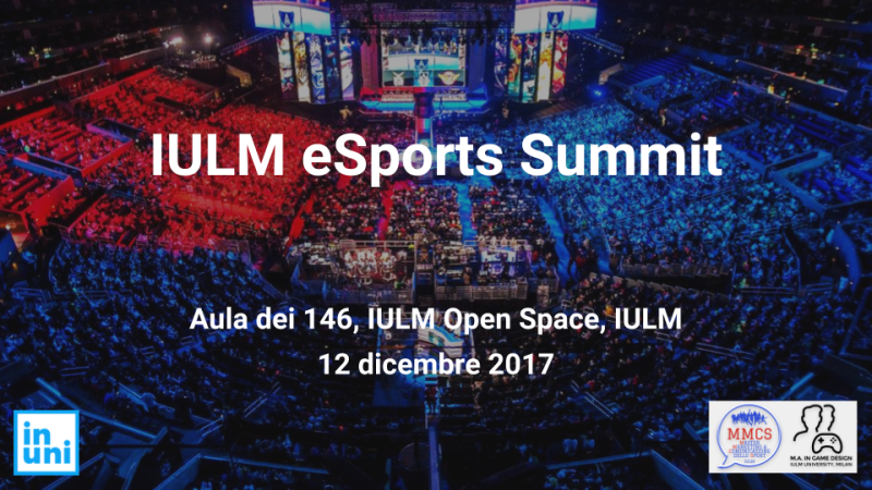 Intro_Bittanti_eSports Summit