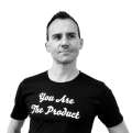 yes, you are the product