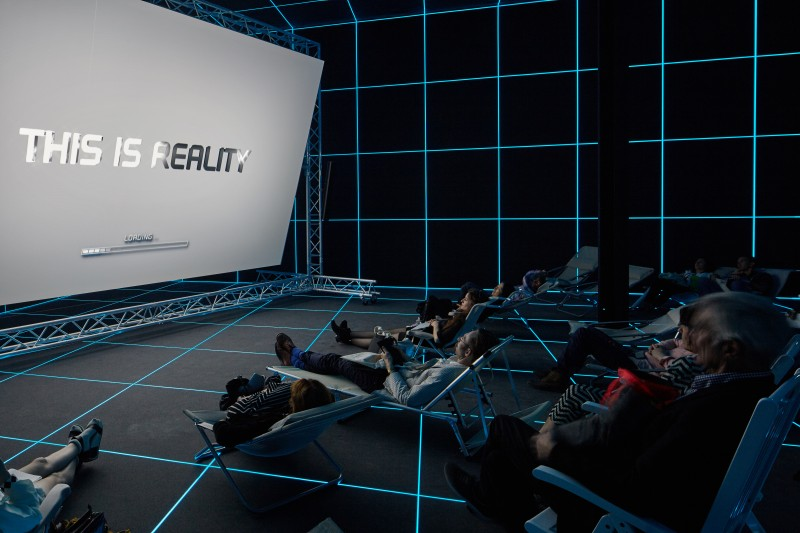 Game Art: Hito Steyerl's Factory of the Sun (2015)