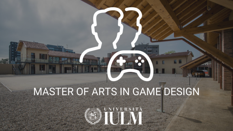 GAME DESIGN IULM