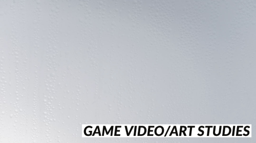 Gameartvideostudies