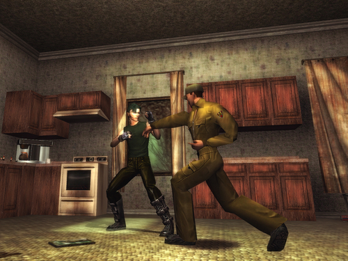 The Matrix Online (Sony Online Entertainment, 2005)